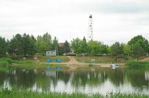 Качество воды - Лесные карьеры