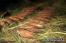 Полсотни мин и снарядов обезврежено в Лиозненском районе