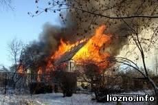 Пожары и происшествия