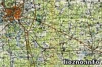 Карты лиозненщины