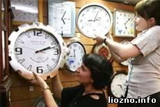 Время оставили в покое