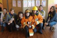 в ГУДО «Лиозненский районный Центр детей и молодёжи» прошёл День безопасности
