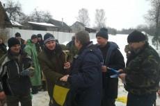 Открытое первенство по подлёдной рыбной ловле