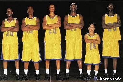 Почему в Лиозно нет места для игры в баскетбол?