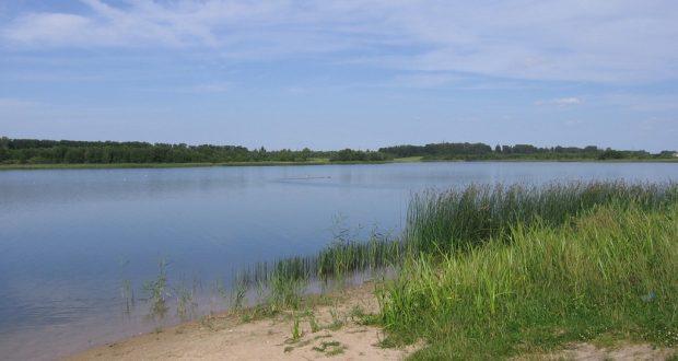 Что спрятано в Буёвском озере?
