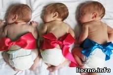 Первые сзади - рождаемость в Лиозненском районе