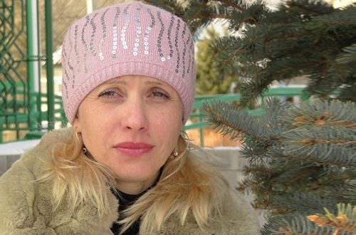 Настоящая женщина Елена Синицына