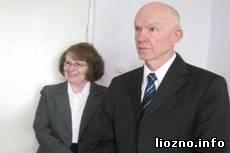 Супруги Кит и Присцилла Хаф
