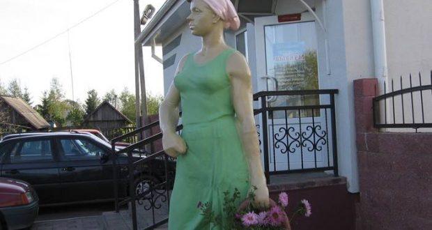 Новая жизнь старой скульптуры