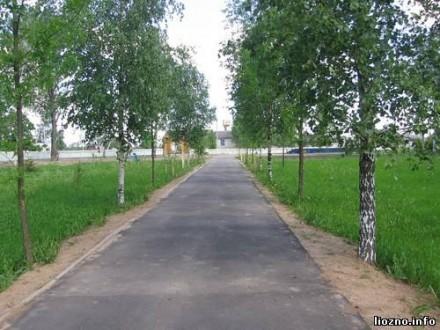 Отдыхайте в новом парке