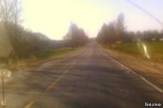 Дорога Лиозно-Витебск