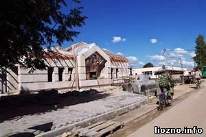 Лиозно готовят к областным «Дажынкам»