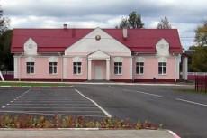 административное здания Лиозненского сельского Совета депутатов
