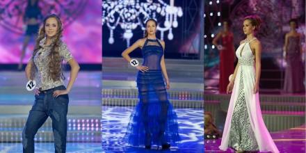 Мария Лукьянчик прошла в финал «Мисс Беларусь 2012»