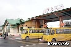 В Лиозно открыли новую автостанцию
