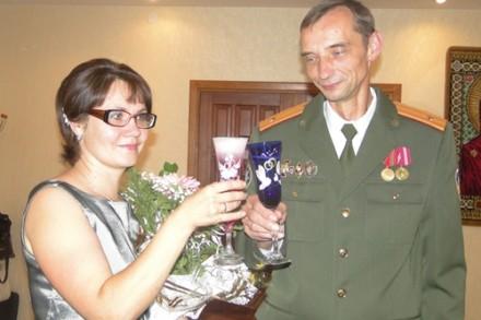 Через 15 лет совместной жизни Сержанковы отправилась в… загс