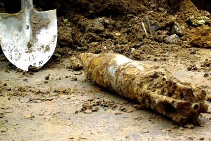 В Лиозненском районе обнаружен склад боеприпасов