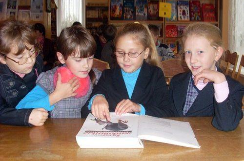 Лиозненской районной детской библиотеке 60 лет