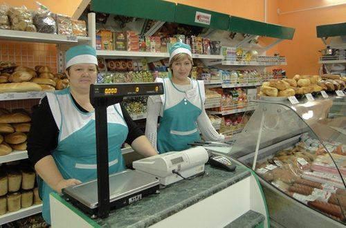 В агрогородке Ковали открылся новый магазин