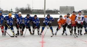 «Горячий» лед в Лиозно