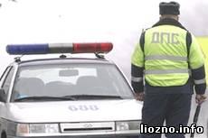Новогодние происшествия на дорогах Лиозно