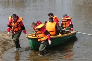 Волонтеры Красного Креста посетили Кучинщину