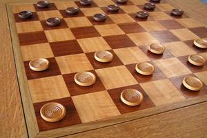 Первенство Лиозненского района по шашкам