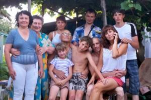 Секреты семейного счастья Алейниковых из Лиозно