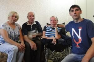 Помогли найти могилу деда