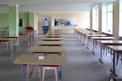 В СШ №1 Лиозно отремонтировали столовую