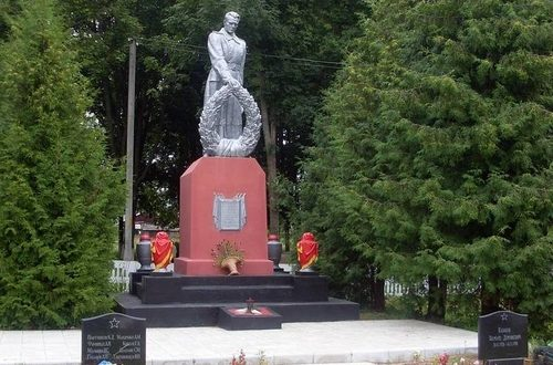 Экскурсионный маршрут по памятным местам ВОВ