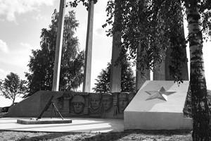 70-летие освобождения Лиозно