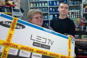 Главный приз «Первой аккумуляторной» уедет в Лиозно
