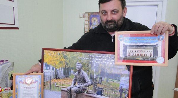 Театр «У пошуку» дважды удостаивался наград фестивалей