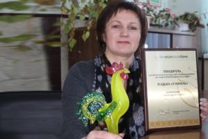 У Нинель - лучшая экоусадьба Беларуси