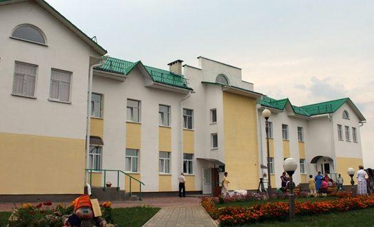 Отделение круглосуточного пребывания в Бабиновичах