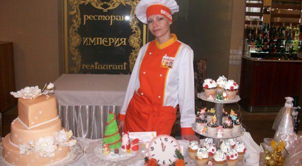 Татьяна Шедько стала третьей в республиканском конкурсе поваров