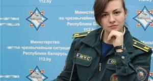Дарья Селезнёва из Лиозно стала лучшей студенткой Минска