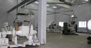 В цехах предприятия ООО «Дрогери-Бел» скоро закипит работа