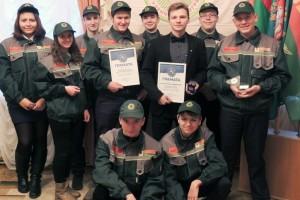 Лиозненский студенческий экологический отряд лучший в Беларуси