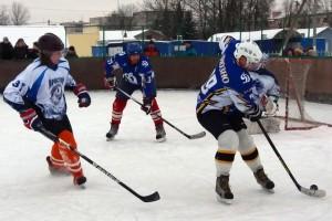 Лиозненские хоккеисты начали сезон уверенно