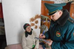 В Лиозненском районе проходит декадник пожарной безопасности