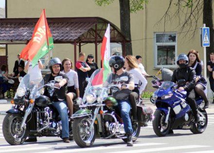 9 мая в Лиозно прошёл автобатл