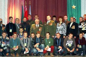 25 лиозненских призывников в ряды Вооружённых Сил Беларуси