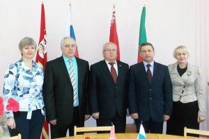 Лиозно и российский Велиж заключили договор о приграничном сотрудничестве