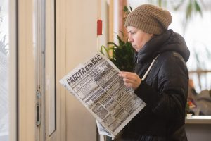 В Лиозненском районе всего 33 безработных