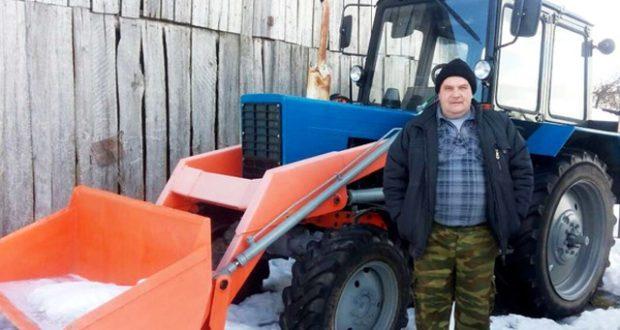Опыт предпринимательства жителя д. Ордеж Сергея Козыря