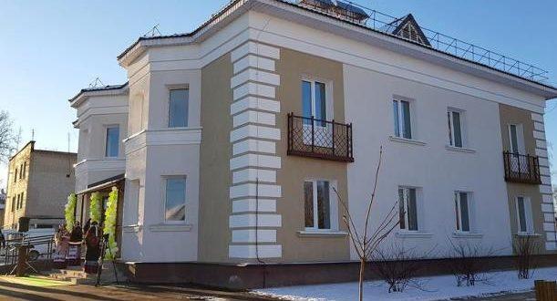 Экспериментальный дом в Лиозно
