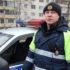 Под Лиозно инспектор ГАИ спас раненого в ДТП водителя