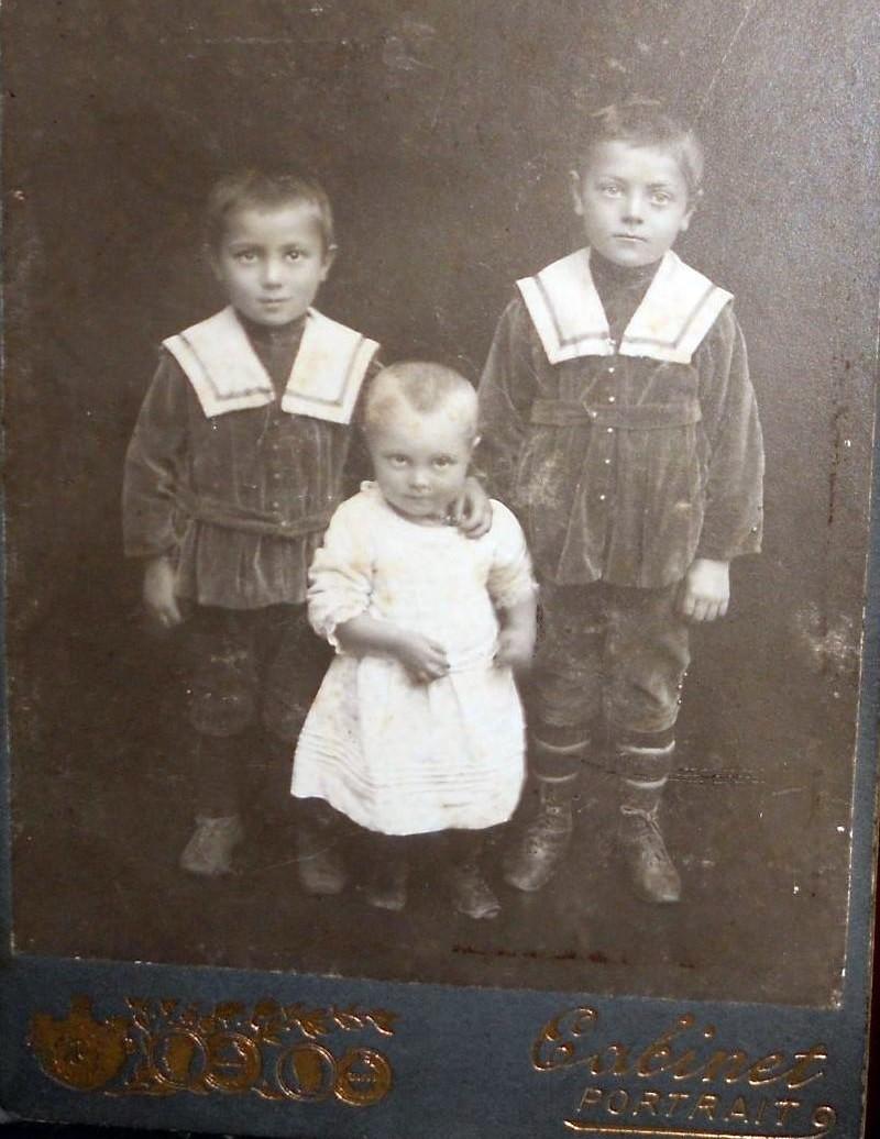Фото из Лиозно - конец XIX века